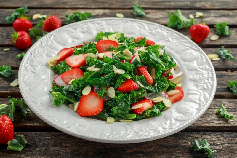 Heart Month Salad